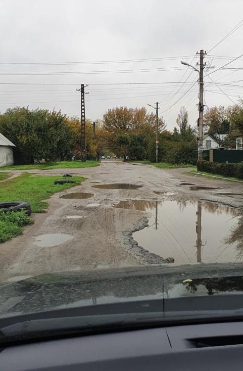 На Софьи Ковалевской в Днепре могут отремонтировать опасную дорогу: что для этого нужно, фото-1