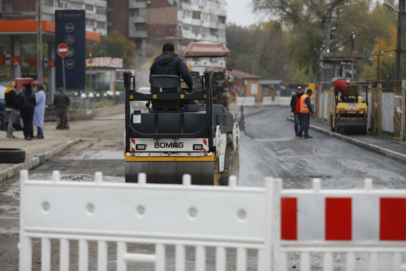 """В Днепре строят новые системы дождевой канализации - """"ливневки"""", фото-1"""
