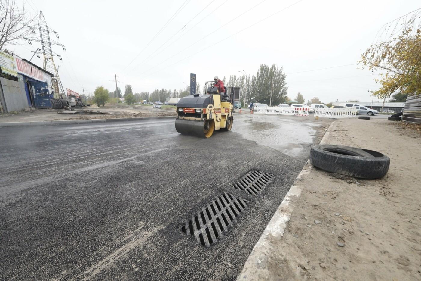 """В Днепре строят новые системы дождевой канализации - """"ливневки"""", фото-7"""