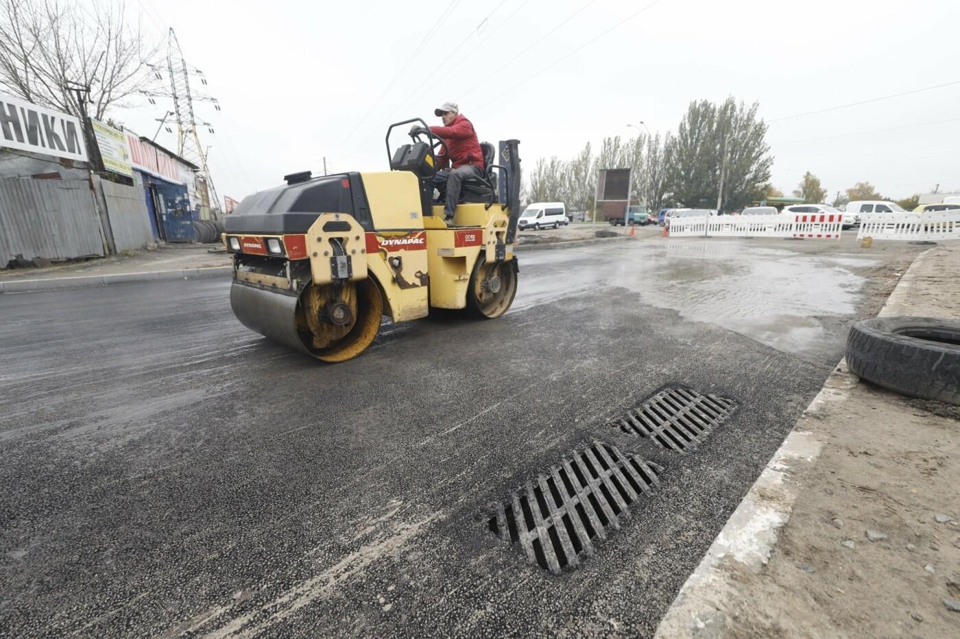 """В Днепре строят новые системы дождевой канализации - """"ливневки"""", фото-8"""