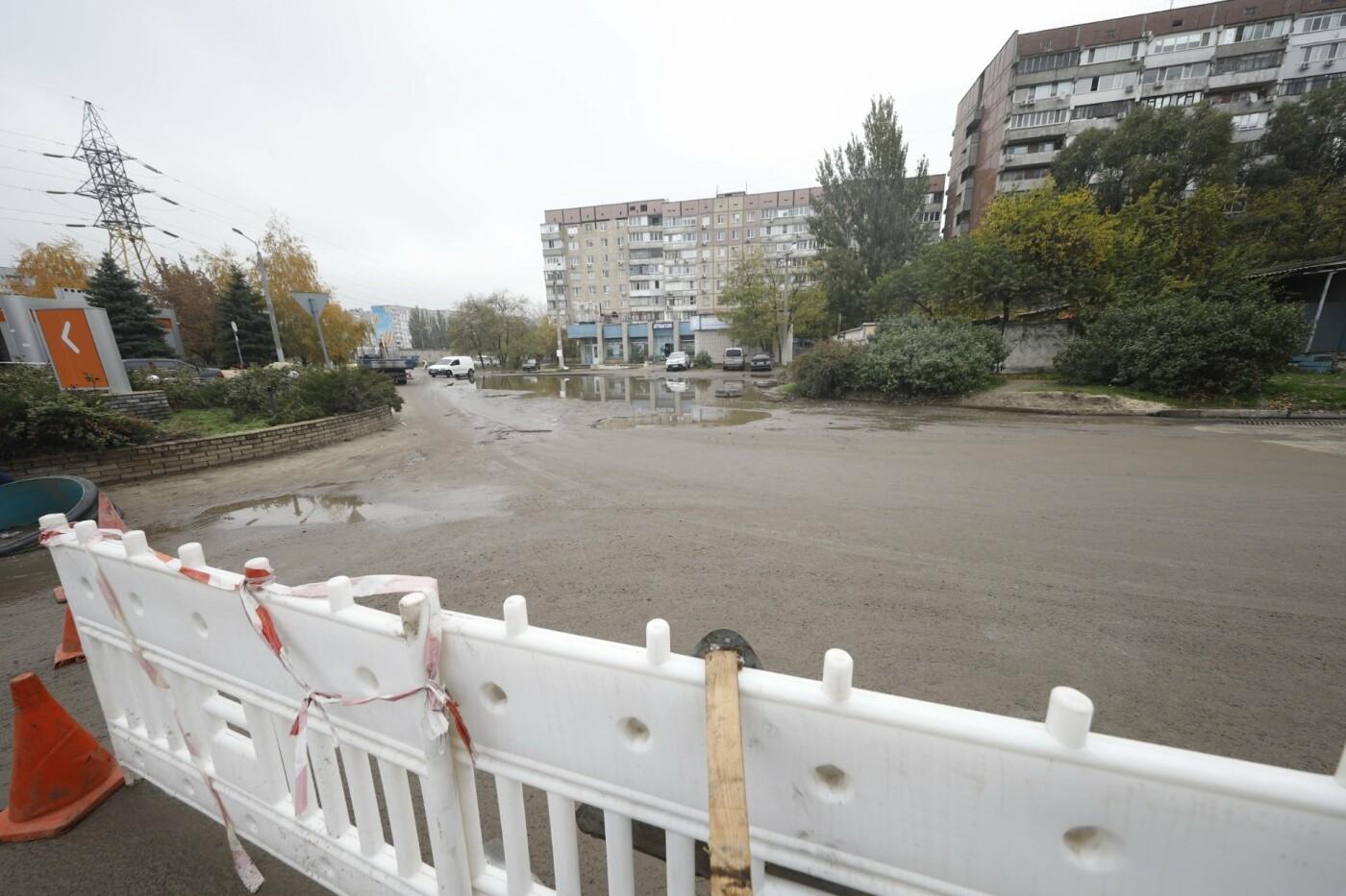 """В Днепре строят новые системы дождевой канализации - """"ливневки"""", фото-9"""