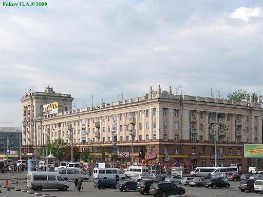 Самые красивые пешеходные улицы Днепра, фото-17