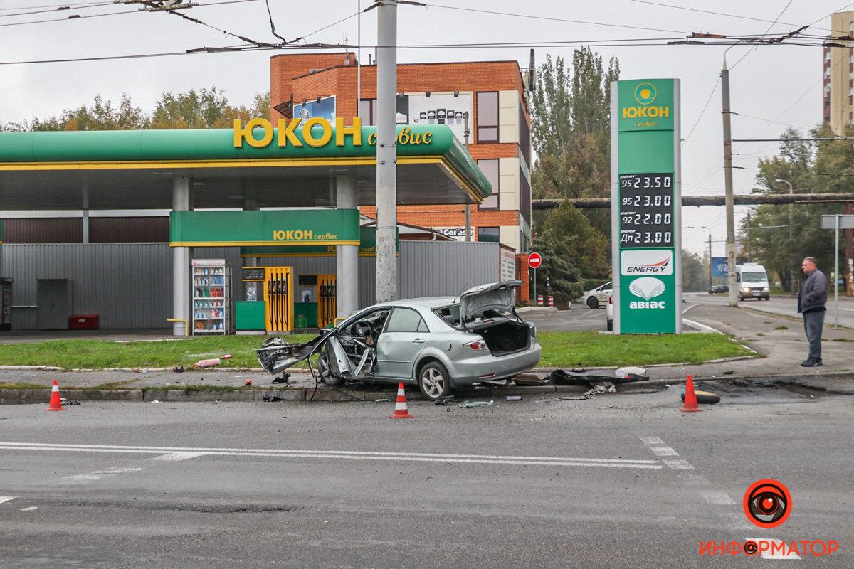 Самые резонансные аварии в Днепре, которые произошли этой осенью, фото-6, Информатор