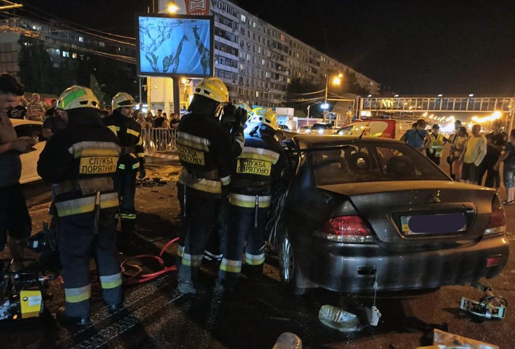 Самые резонансные аварии в Днепре, которые произошли этой осенью, фото-1