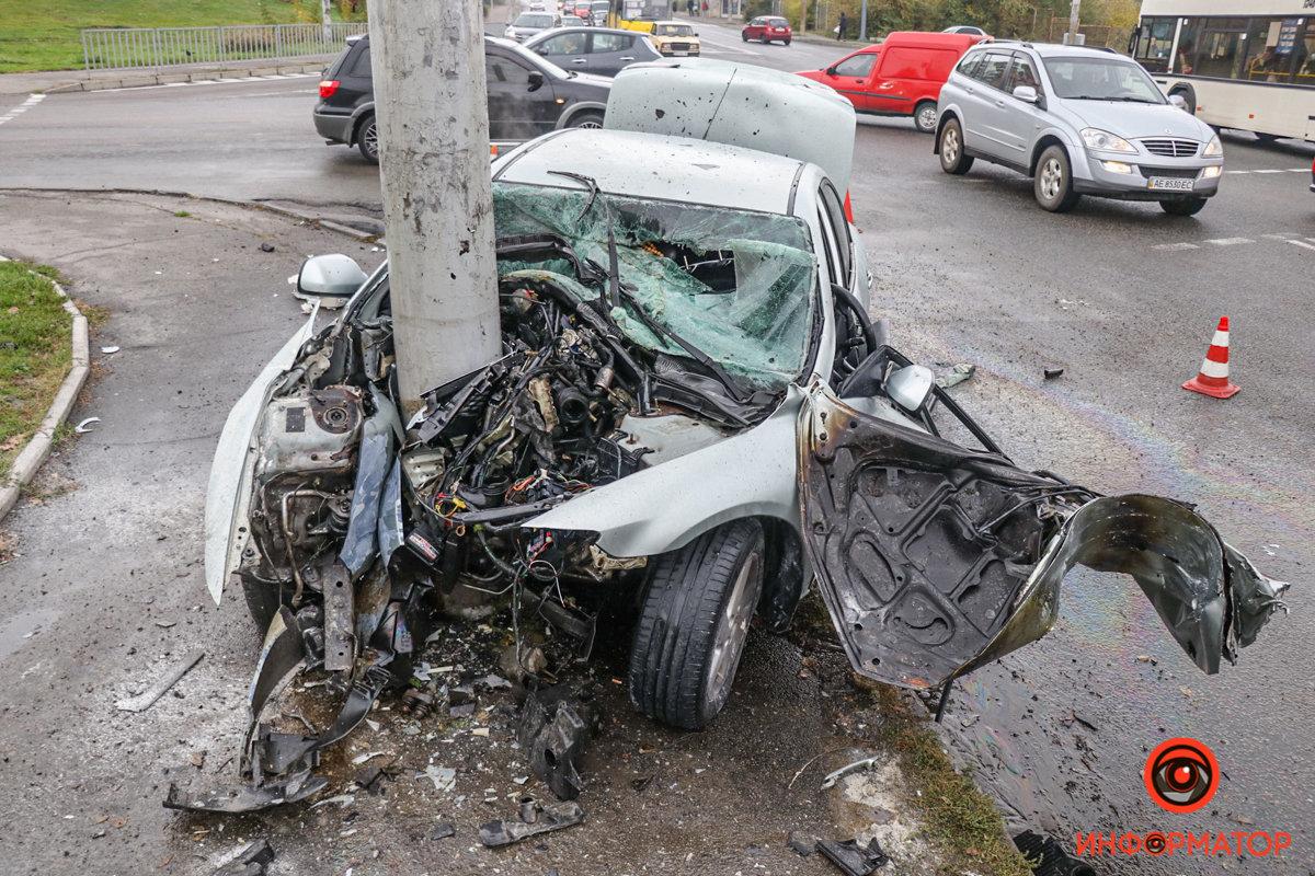 Самые резонансные аварии в Днепре, которые произошли этой осенью, фото-5, Информатор