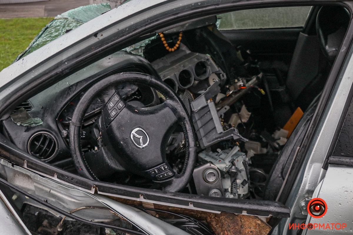 Самые резонансные аварии в Днепре, которые произошли этой осенью, фото-7, Информатор