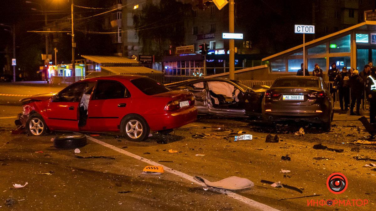 Самые резонансные аварии в Днепре, которые произошли этой осенью, фото-8, Информатор