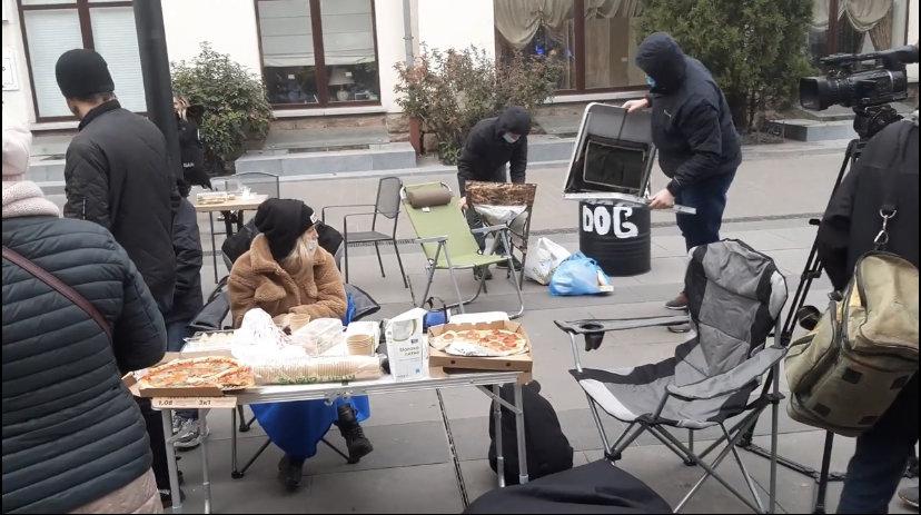 Рестораторы Днепра делают на Короленко «ресторан выходного дня», - ФОТО, фото-1