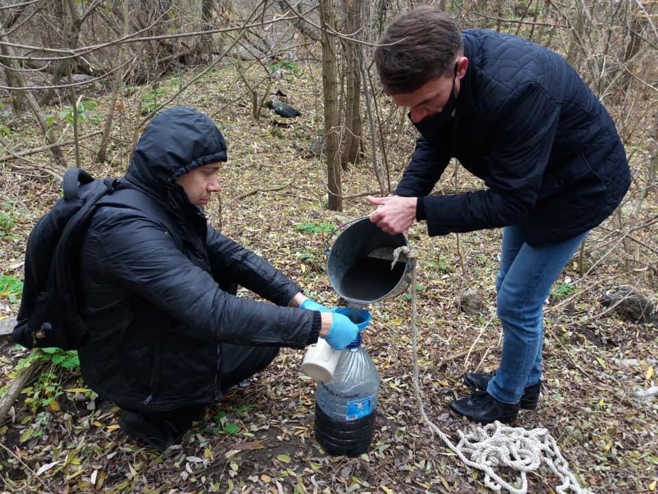 В Краснополье экологи проверяют воду: что произошло, фото-2