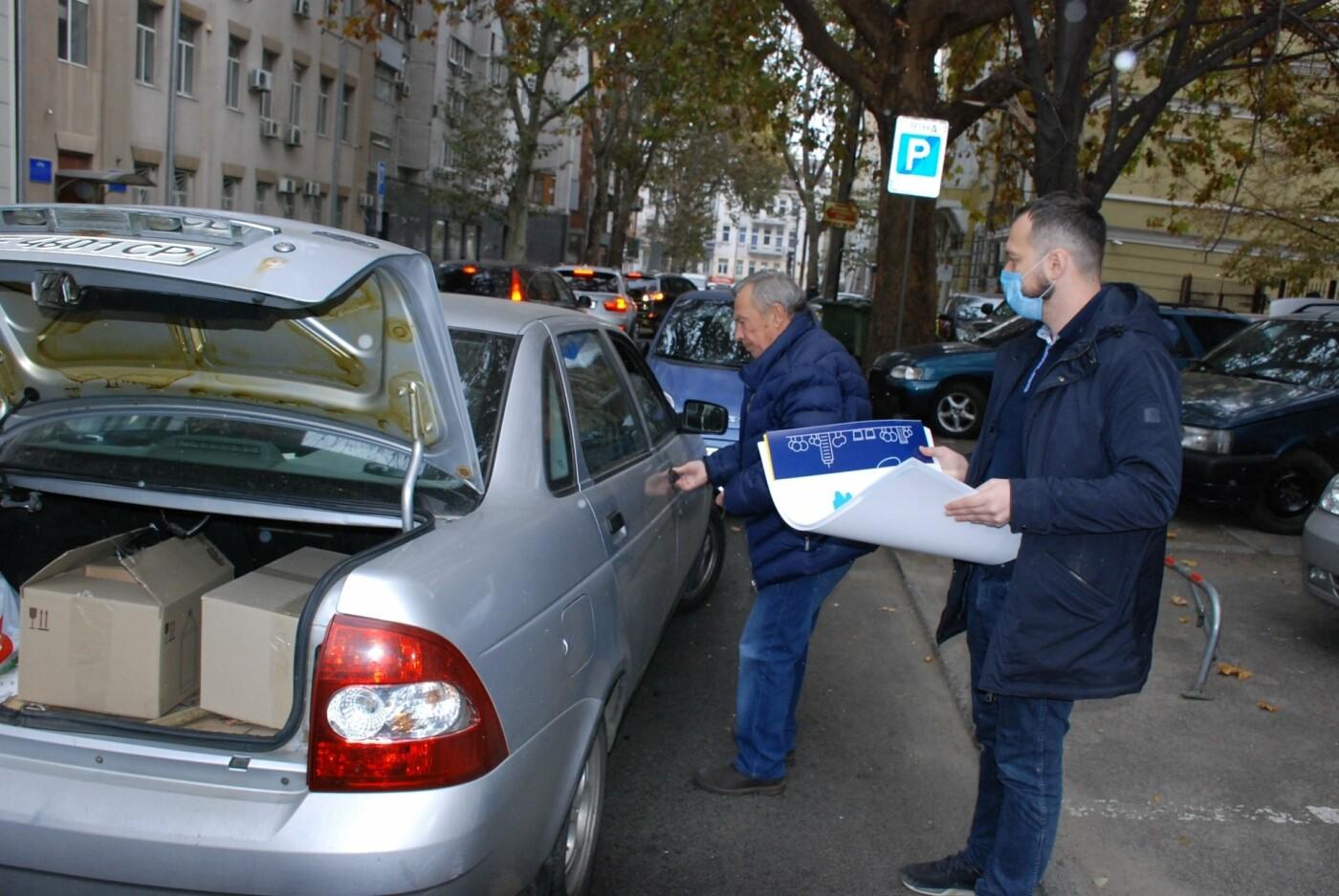 Выборы в Днепре: как будут следить за безопасностью избирателей, фото-6