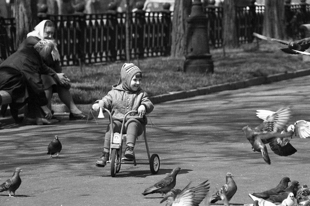 Как выглядело детство днепрян во времена СССР и сейчас, фото-1