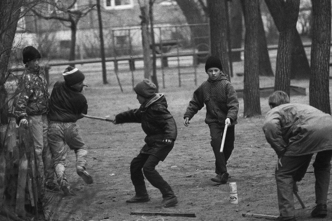 Как выглядело детство днепрян во времена СССР и сейчас, фото-3