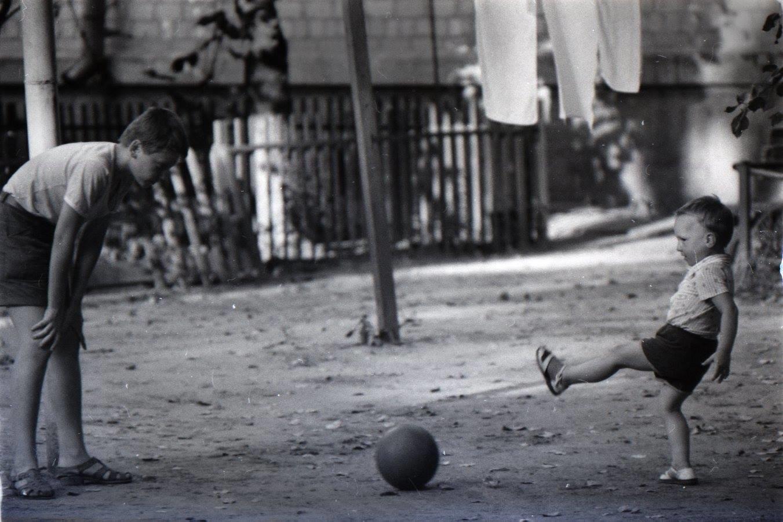 Как выглядело детство днепрян во времена СССР и сейчас, фото-5
