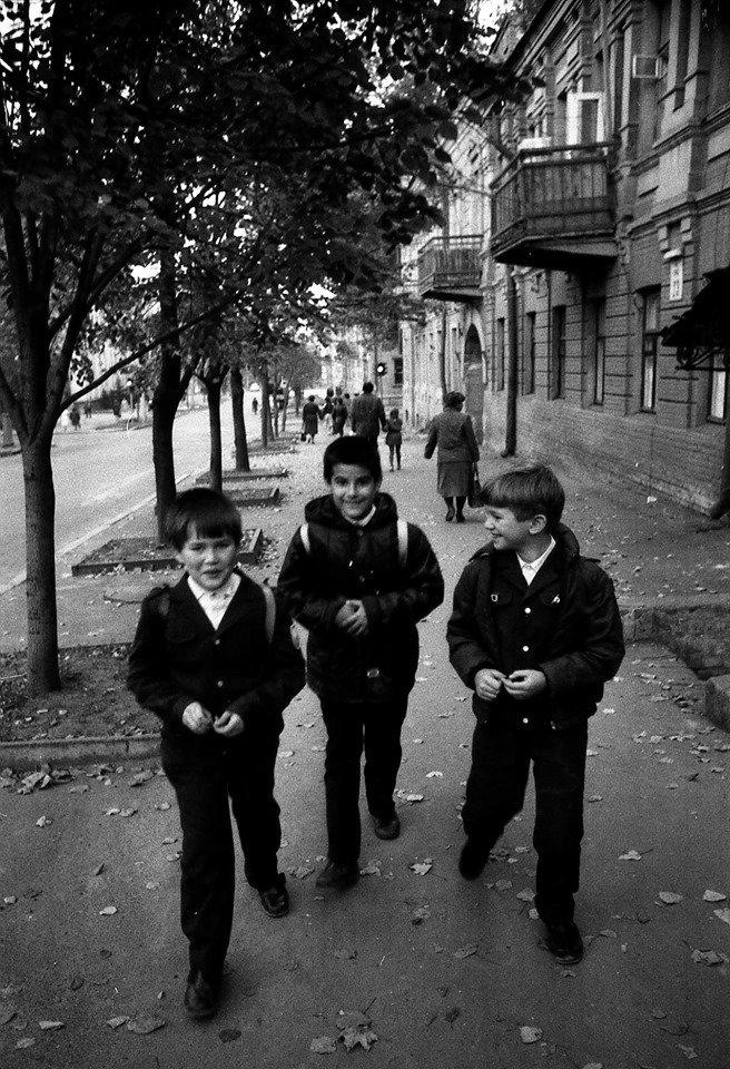 Как выглядело детство днепрян во времена СССР и сейчас, фото-7