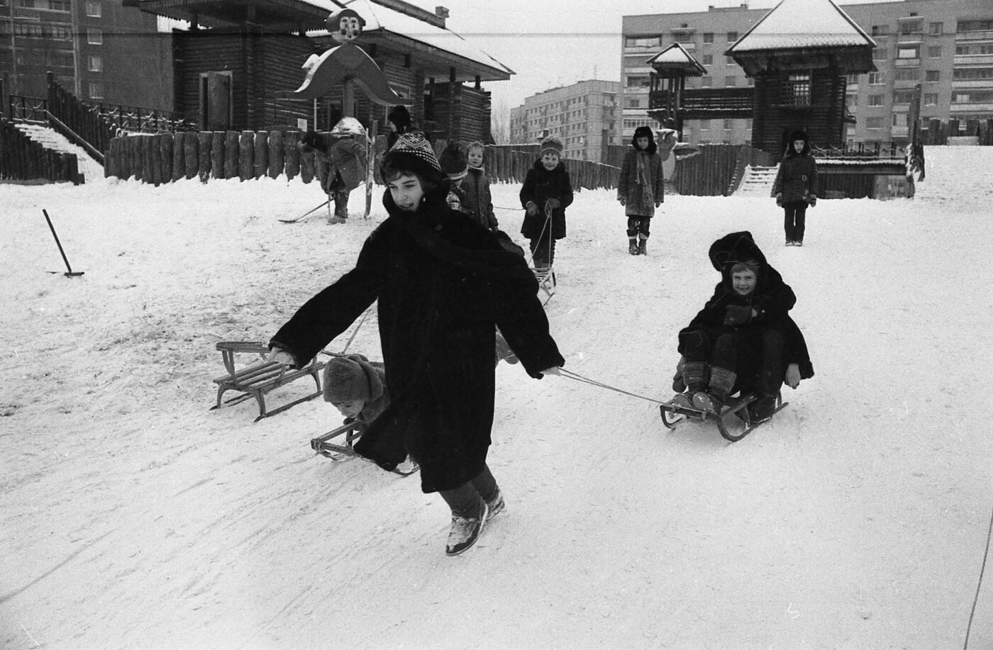 Как выглядело детство днепрян во времена СССР и сейчас, фото-8