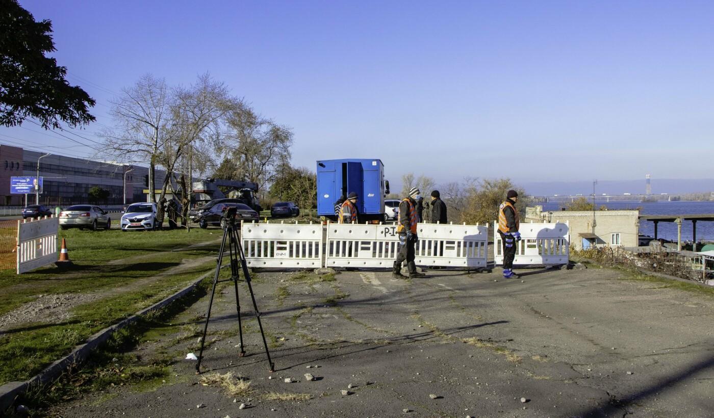 Как проходят ремонтные работы на водопроводных трубах в Днепре, фото-6