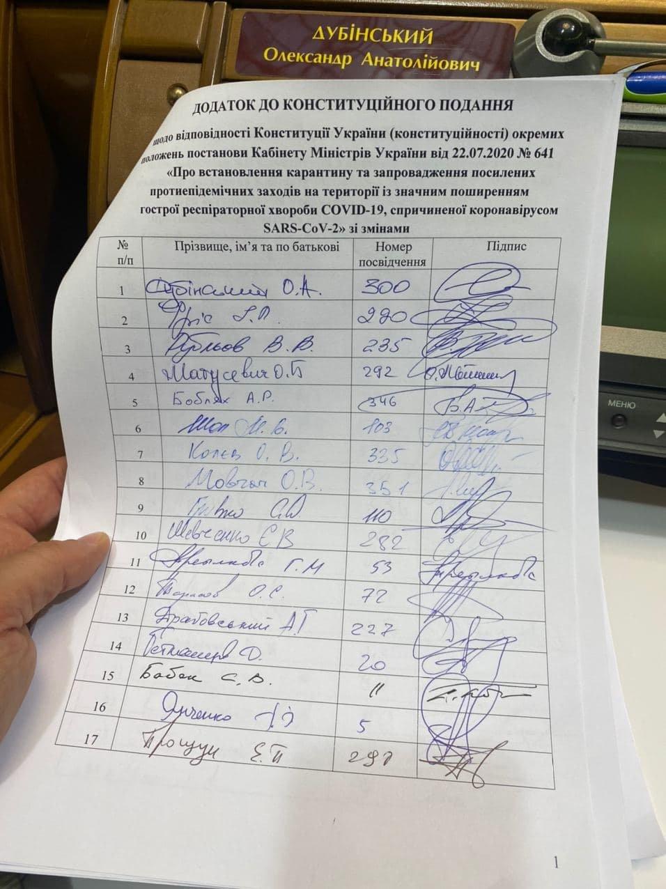 Депутаты, подписавшие обращение, фото-1