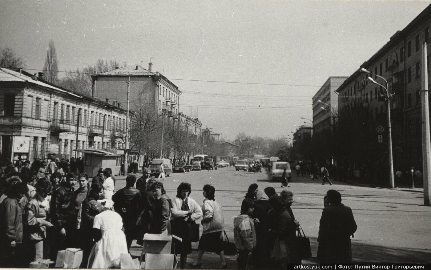 """""""Европейка"""" в советское время, 1980-е годы, фото-2"""