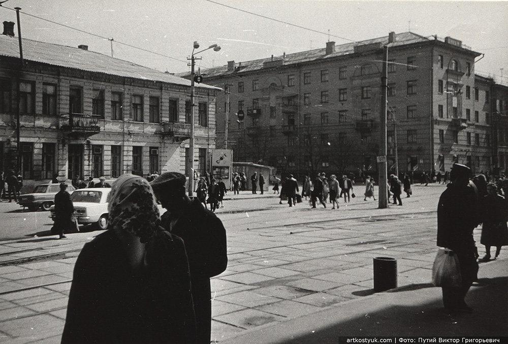"""""""Европейка"""" в советское время, 1980-е годы, фото-3"""