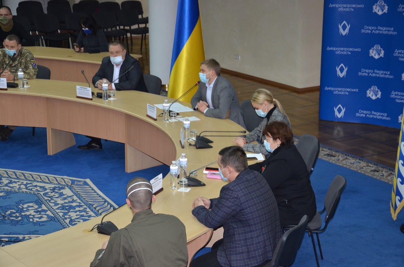 В обладминистрации наградили волонтеров Днепра и области, фото-9