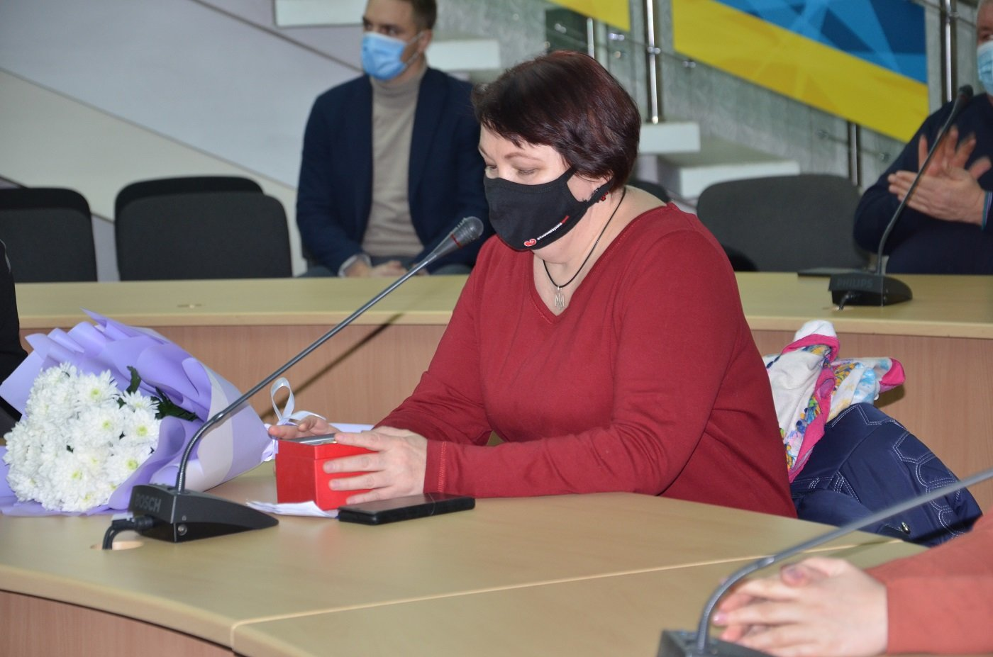 В обладминистрации наградили волонтеров Днепра и области, фото-6