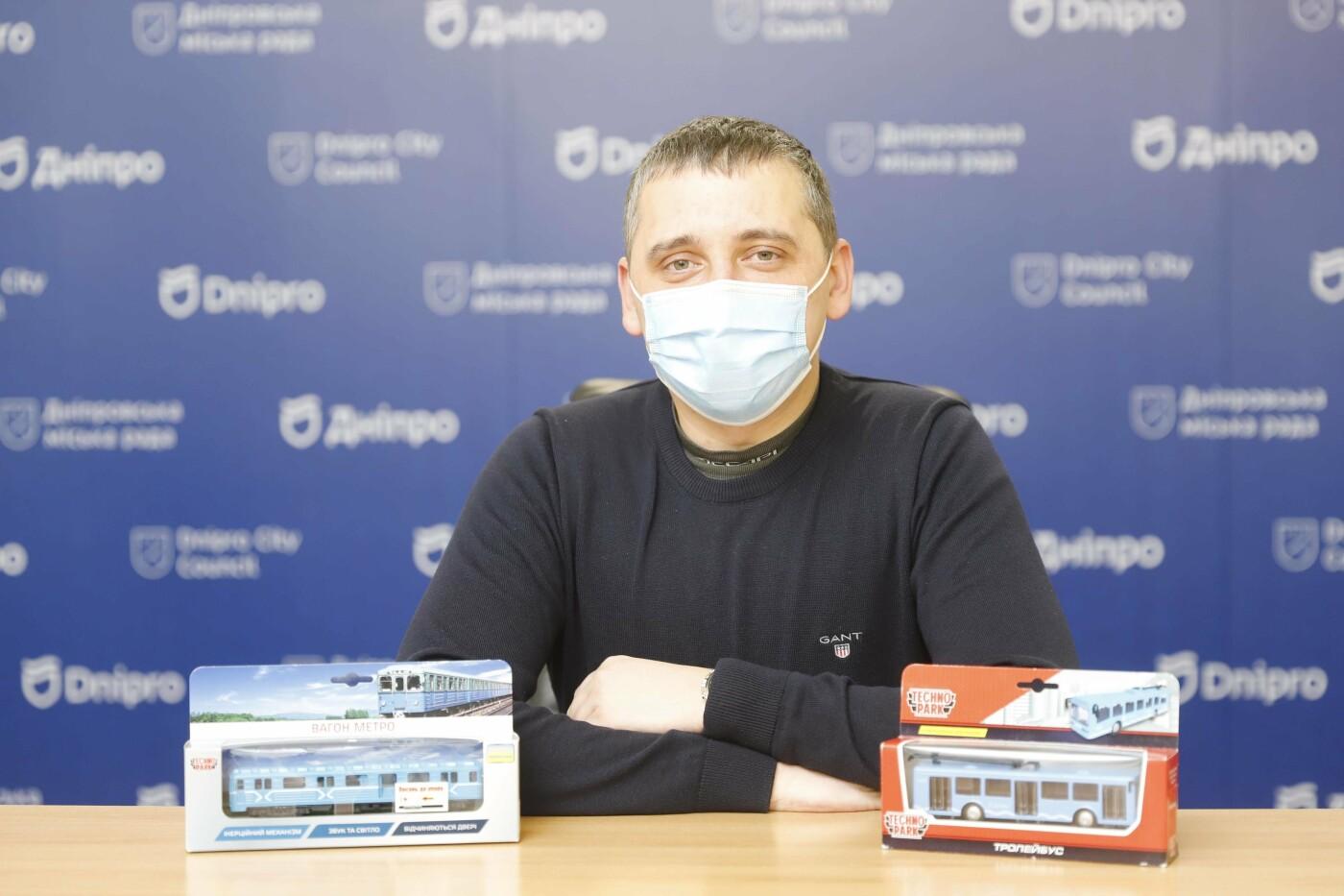 Иван Васючков, специалист контроля департамента транспорта