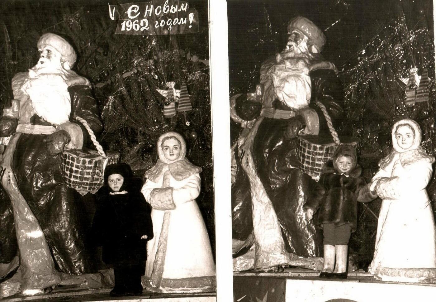 Как раньше встречали Новый Год в Днепре: архивные фото времен СССР, фото-7