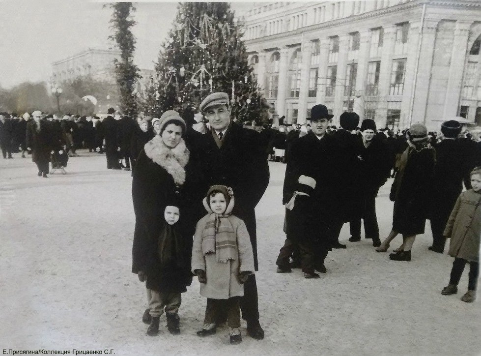 Как раньше встречали Новый Год в Днепре: архивные фото времен СССР, фото-10
