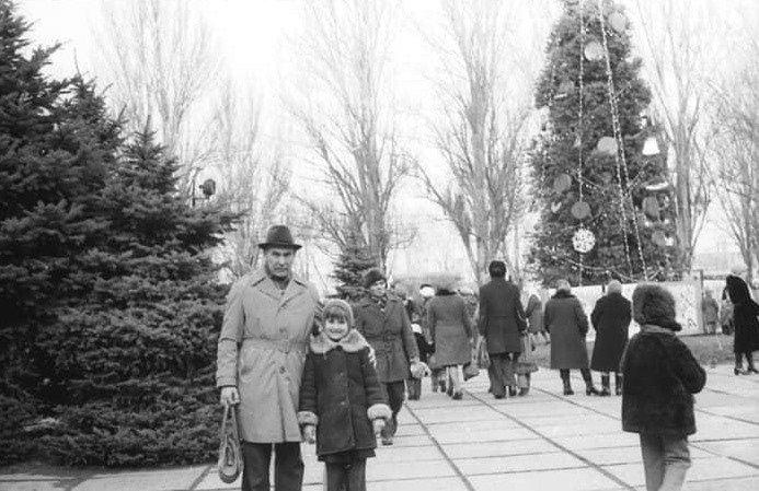 Как раньше встречали Новый Год в Днепре: архивные фото времен СССР, фото-14