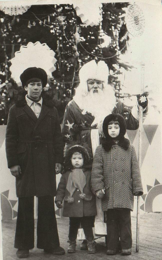Как раньше встречали Новый Год в Днепре: архивные фото времен СССР, фото-16