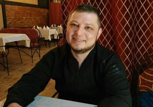 Пропавший в Днепре Святослав Шевченко
