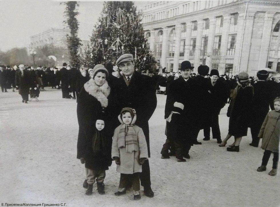 От времен СССР до сегодня: как раньше выглядела главная елка Днепра, - ФОТО, фото-3