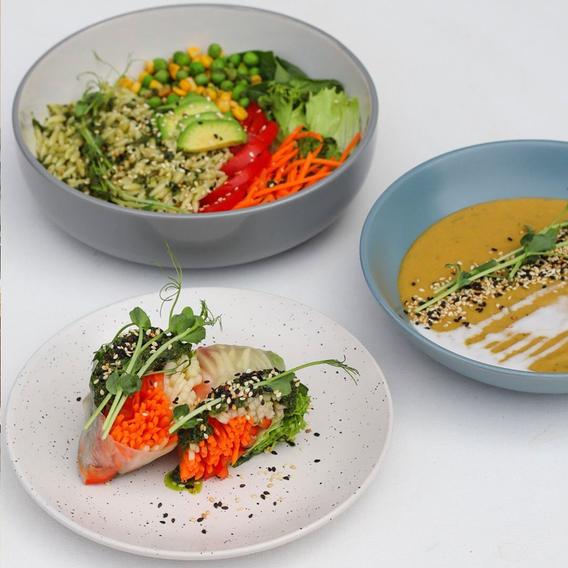 Рестораны с доставкой в Днепре: Vegan Cafe