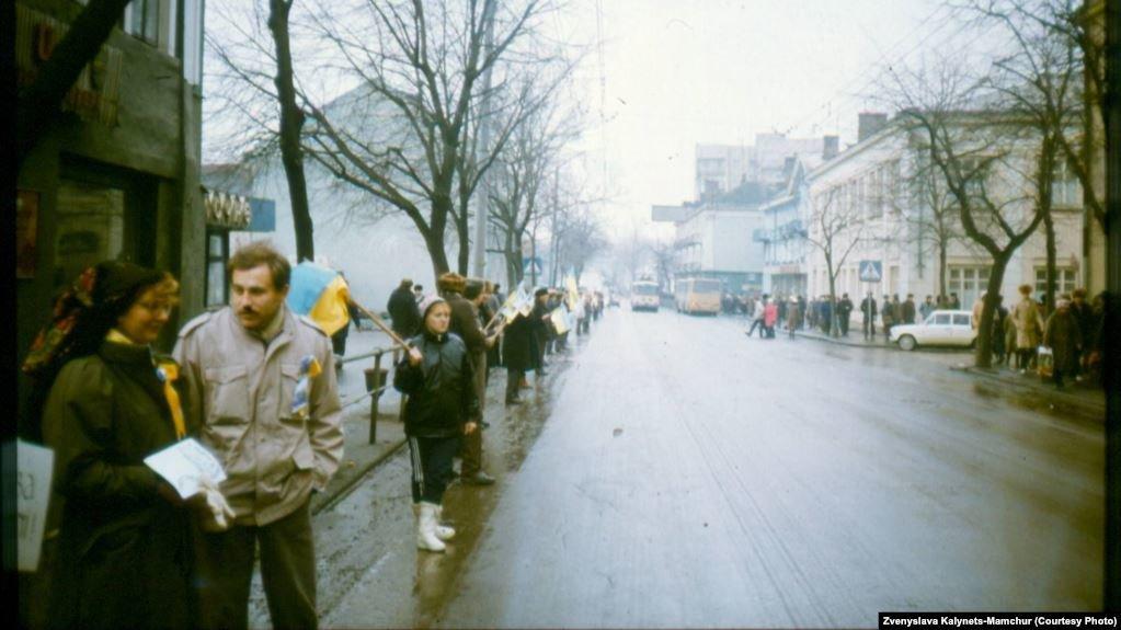 Ровно, 1990 год