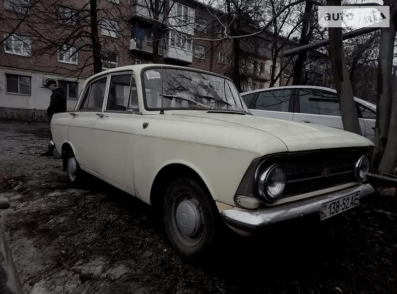АЗЛК 412 1971, фото-1