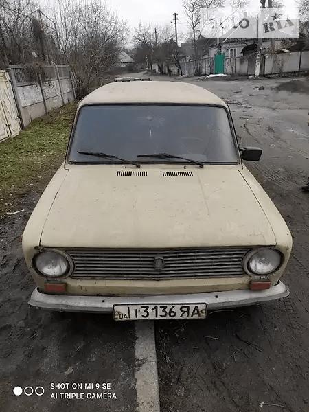 ВАЗ 2102 1979, фото-1