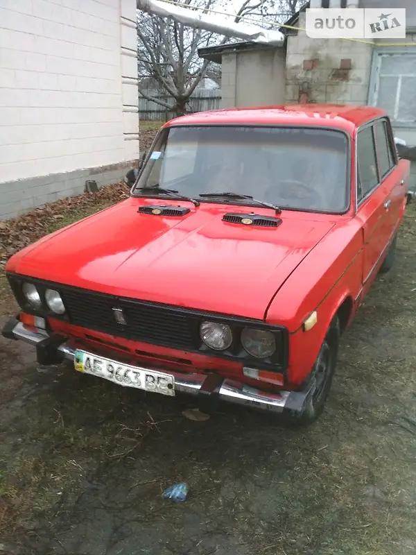 ВАЗ 2106 1989, фото-1