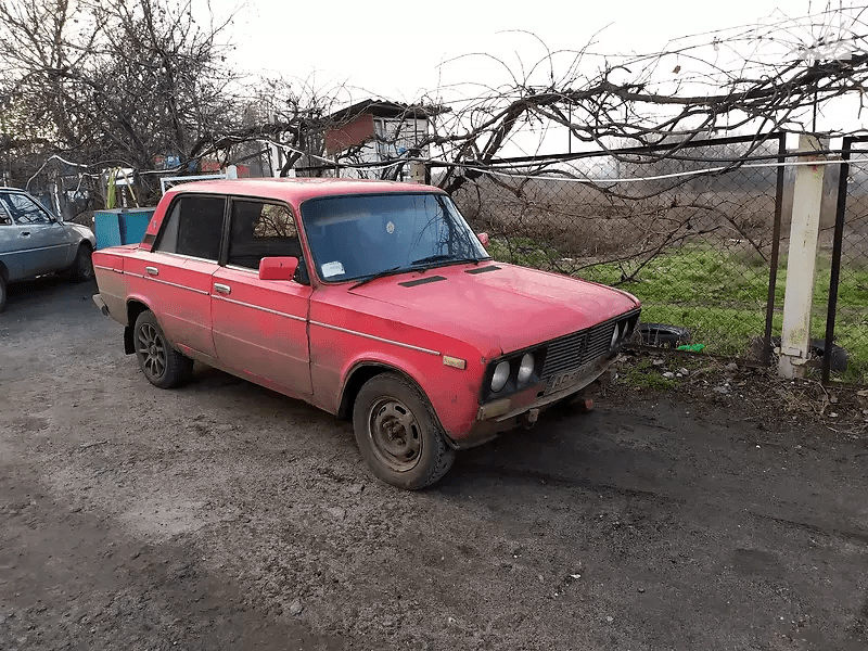 ВАЗ 2106 1978, фото-1