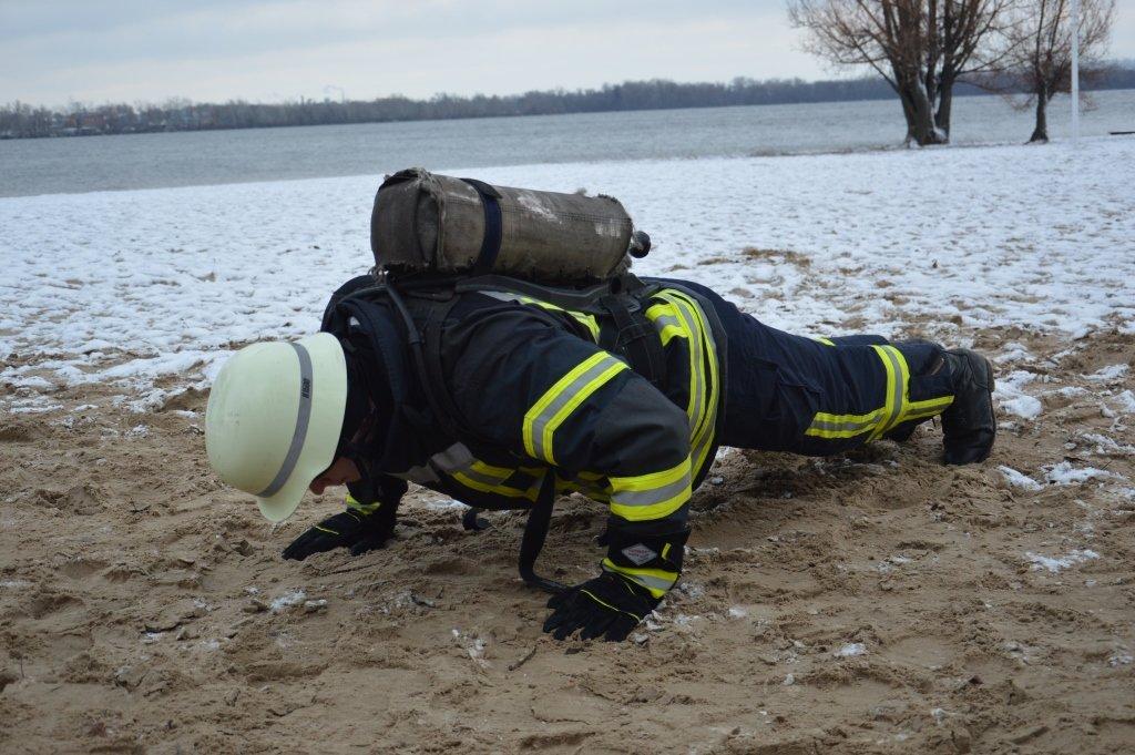 Спасатели Днепра присоединились к «Murf Challenge», фото-3
