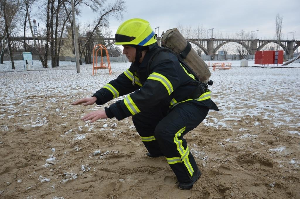Спасатели Днепра присоединились к «Murf Challenge», фото-4