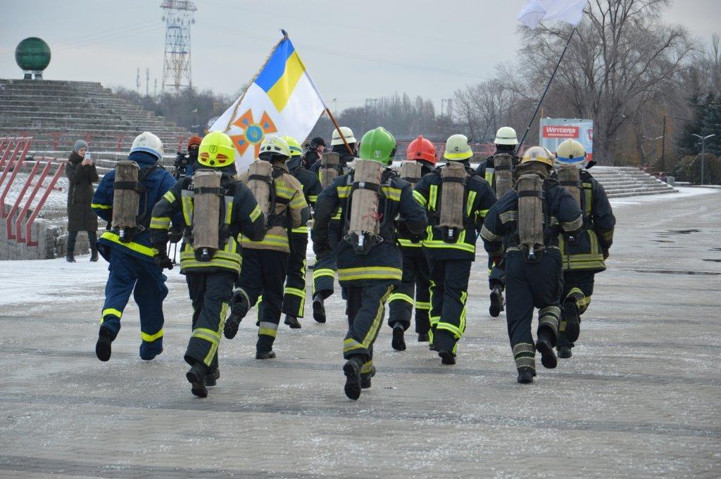 Спасатели Днепра присоединились к «Murf Challenge», фото-1