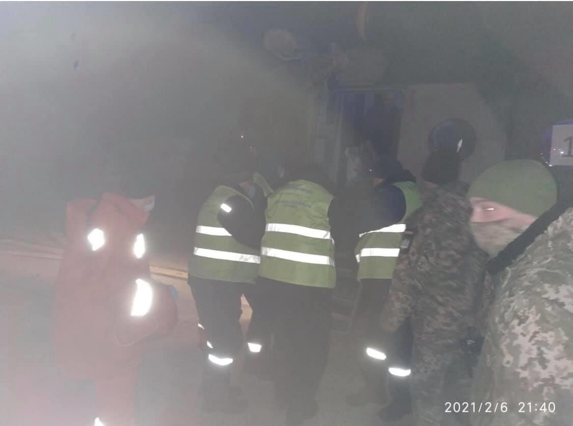В Днепре спасают военнослужащего, который подорвался на неизвестном снаряде в ООС, фото-1