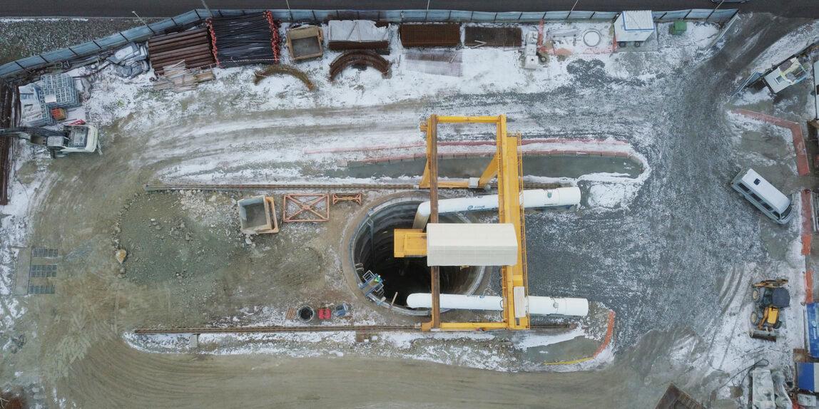 Как в Днепре продвигается строительство метро (ФОТО), фото-5