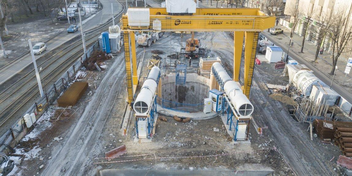 Как в Днепре продвигается строительство метро (ФОТО), фото-1