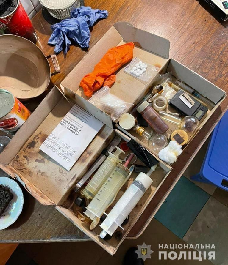 У жителя Днепра нашли наркотики и гранату (ФОТО), фото-3