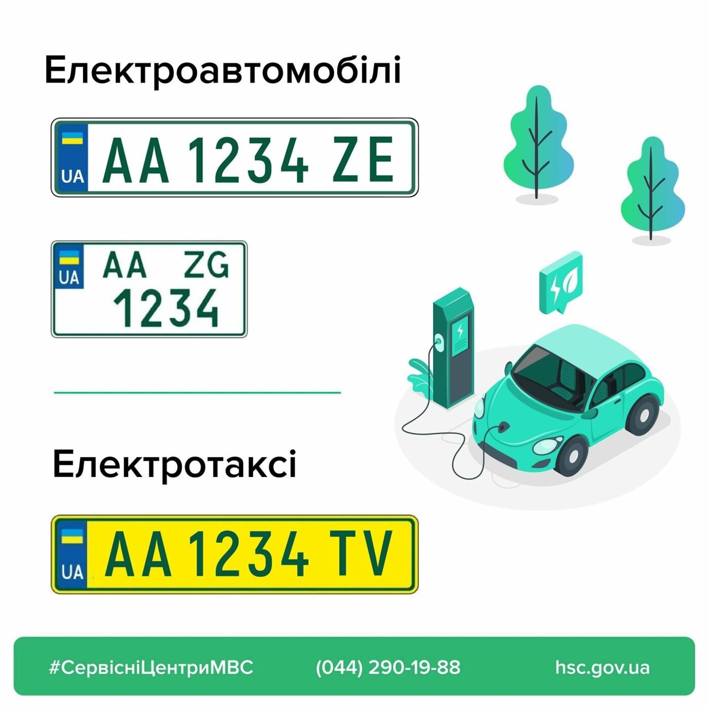 Какие виды номерных знаков можно встретить на дорогах Днепропетровщины, фото-2