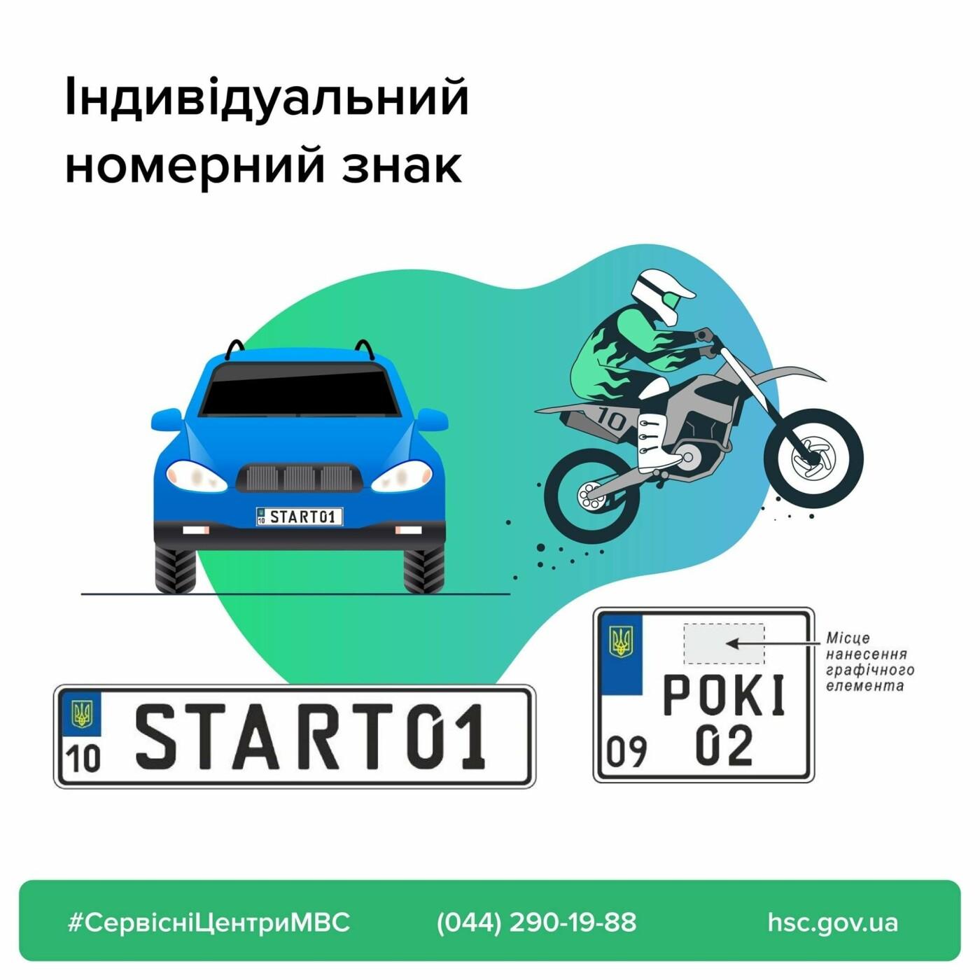 Какие виды номерных знаков можно встретить на дорогах Днепропетровщины, фото-3