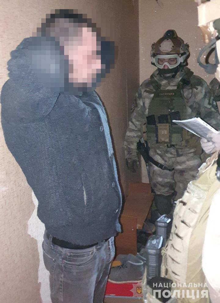 В Днепропетровской области прикрыли нарколабораторию с миллионным оборотом, - ФОТО, фото-2