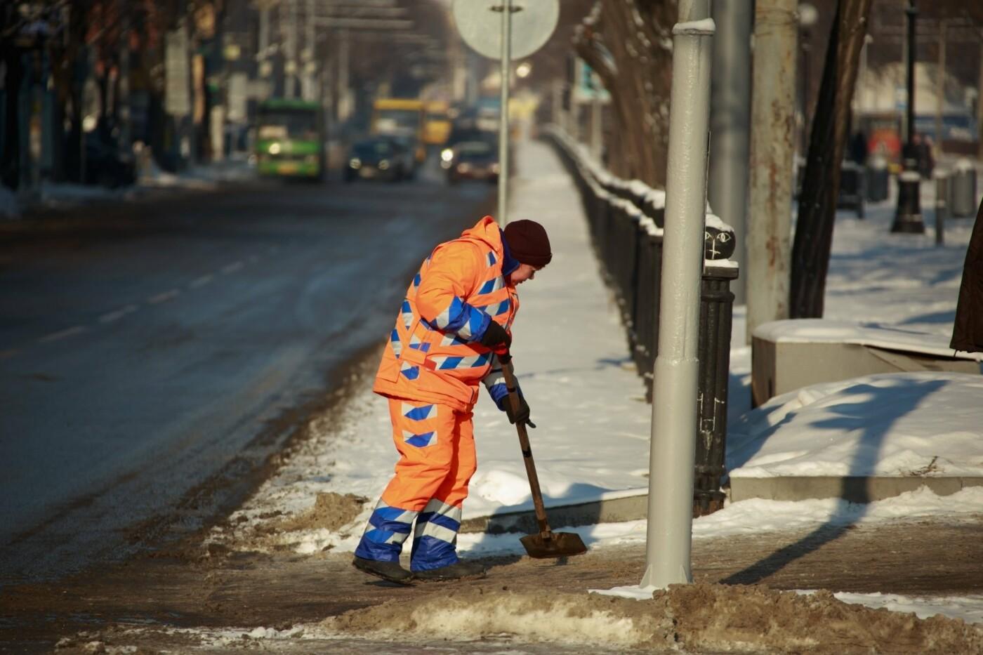Как Днепр справляется с последствиями непогоды, - ФОТО, фото-3