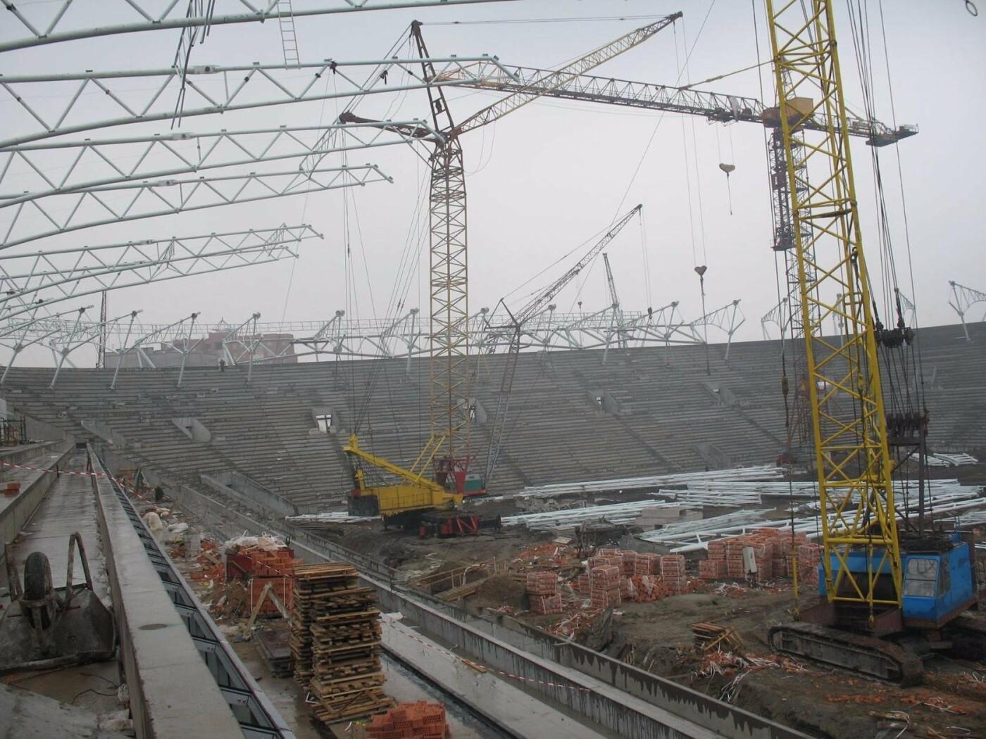 «Днепр-Арена» построена на костях: история одного строения, фото-4